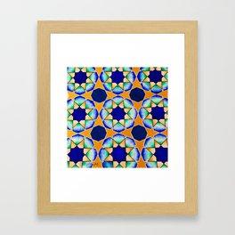 Nyla Framed Art Print