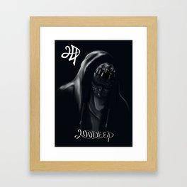 Deep Reflection Framed Art Print