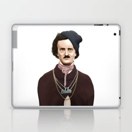 Eddie Poe Laptop & iPad Skin