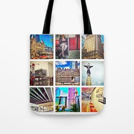 Urban landscapes - Toronto Tote Bag