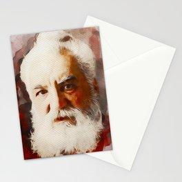 Alexander Graham Bell, Inventor Stationery Cards