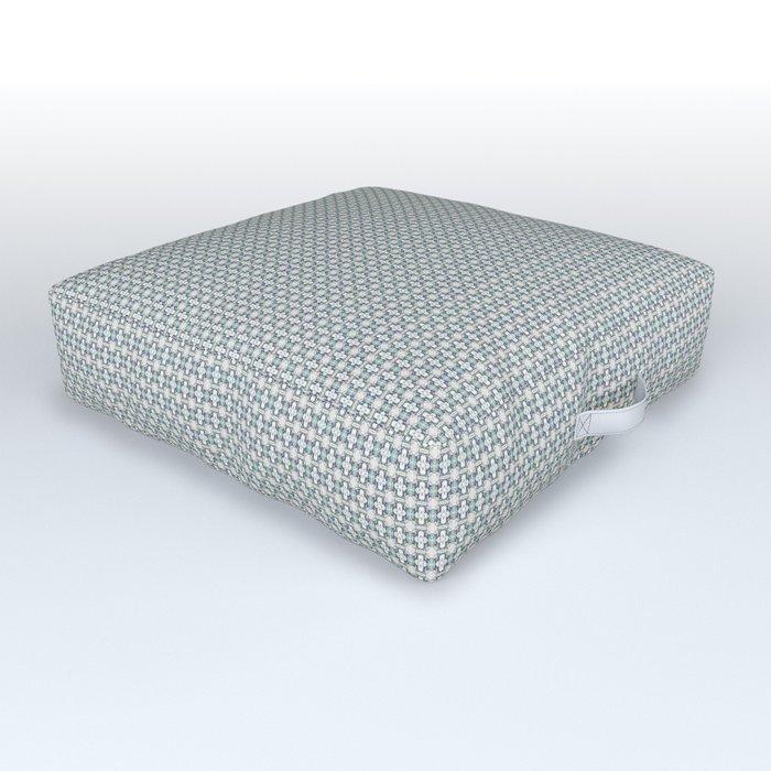 Basket Weave BG mini Outdoor Floor Cushion