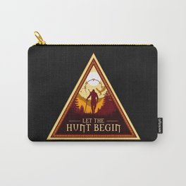 LET THE HUNT BEGIN V2 Carry-All Pouch