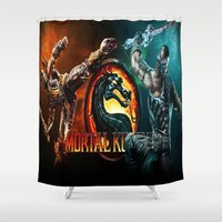 games Shower Curtains featuring games trending  , games trending  games, games trending  blanket by ira gora
