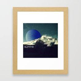 Summit Framed Art Print