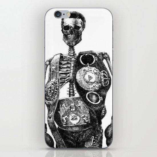 Mike Tyson iPhone Skin
