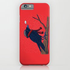 Annoyed IL Birds: The Crow iPhone 6s Slim Case