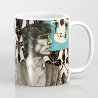 221b Mugs featuring 221B Baker Street by Cap'n Blowfish