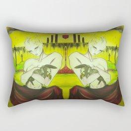 Embracing Mishaabooz Rectangular Pillow