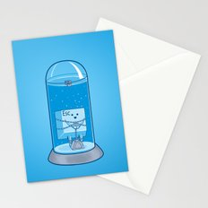 The Great Escape Artist Stationery Cards