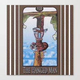 The Hanged Man Canvas Print