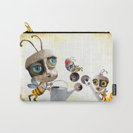 Good Bees Carry-All Pouch