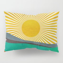 hope sun Pillow Sham