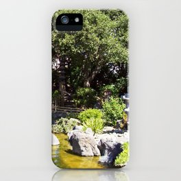 Japanese Gardens 100 0044 iPhone Case