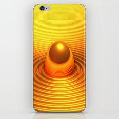The Golden Egg iPhone & iPod Skin