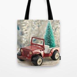 Tonka Christmas Tote Bag