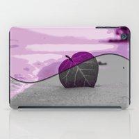 leaf iPad Cases featuring Leaf by Aloke Design