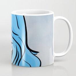 A Bit Blue Coffee Mug