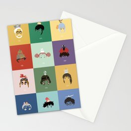 Miyazaki's world. Stationery Cards