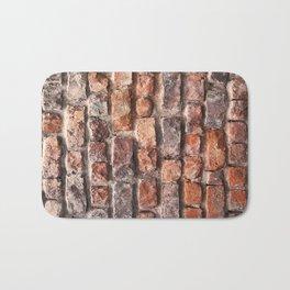Brickwall Bath Mat