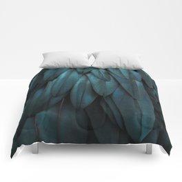 DARK FEATHERS Comforters
