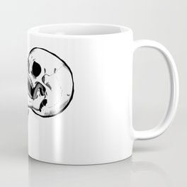 Finger Gun Skelly Coffee Mug