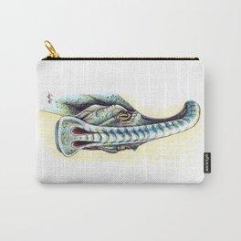 Parasaurolophus - Dinosaur Portrait Carry-All Pouch