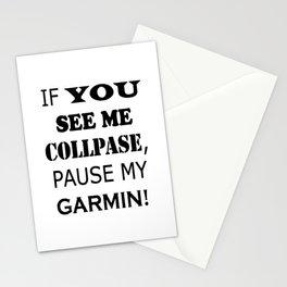 garmin Stationery Cards