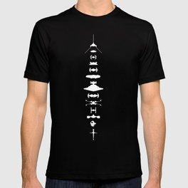SW Lineup Monochrome T-shirt
