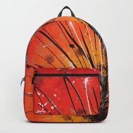 Sacred fire Backpack