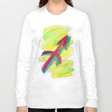 Sagittarius flow Long Sleeve T-shirt