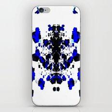 AH-WEANZZ-STANDOFF iPhone & iPod Skin