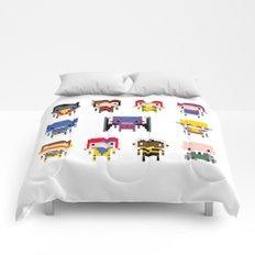 Pixel X-Men Comforters