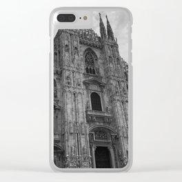 Duomo di Milano Clear iPhone Case