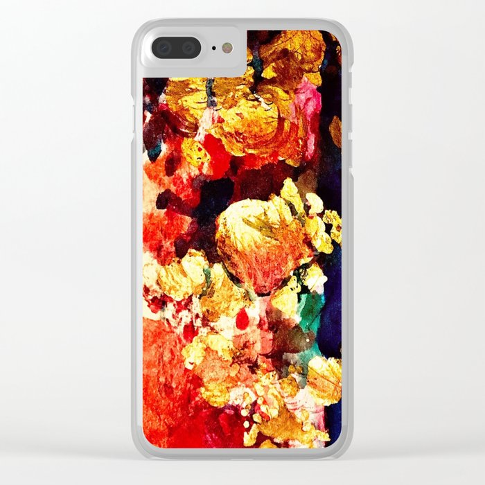 Lustre Clear iPhone Case