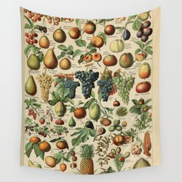 Fruits Wall Tapestry