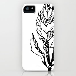 Mountain Bells iPhone Case