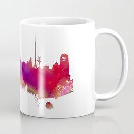 Moscow skyline Coffee Mug