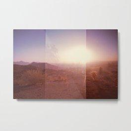 Valley of the Sun [lo-fi] Metal Print