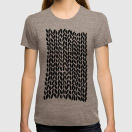 Hand Knit Zoom T-shirt