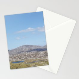 Golden Highway Lewis and Harris 3 Stationery Cards