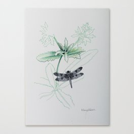 Shado Beni Canvas Print