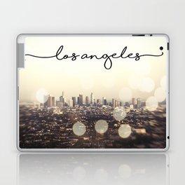 California, Los Angeles, beach, seaside, ocean, surf, downtown, Cali, SoCal, west coast, sky, summer Laptop & iPad Skin