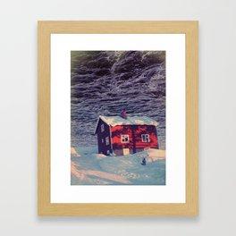 paradox Framed Art Print