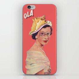 Olà iPhone Skin