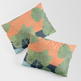 Nature Geometry IX Pillow Sham