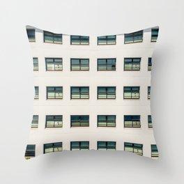 Odaiba Fuinki Throw Pillow