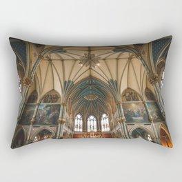 Cathedral of St. John the Baptist - Savannah Rectangular Pillow