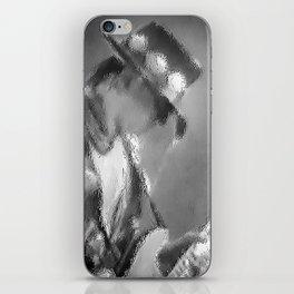Stevie Ray Vaughan (Black &White) iPhone Skin