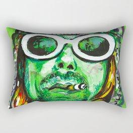 Cobain Rectangular Pillow